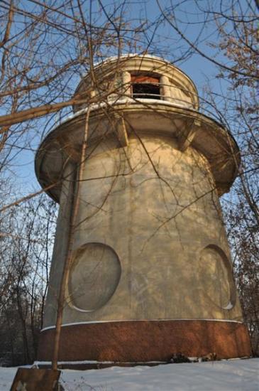 Нагатинский маяк (Перервинский гидроузел)