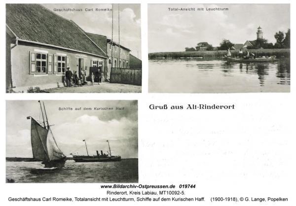 id019744-alt_rinderort_geschaeftshaus_c_romeike_totalansicht_mit_leuchtturm_schiffe_auf_dem_kurischen_haff__ms.jpg